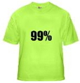 Occupy Wall Street 99%