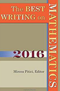 Best Writing on Mathematics 2016